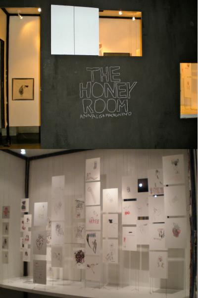 The honey room